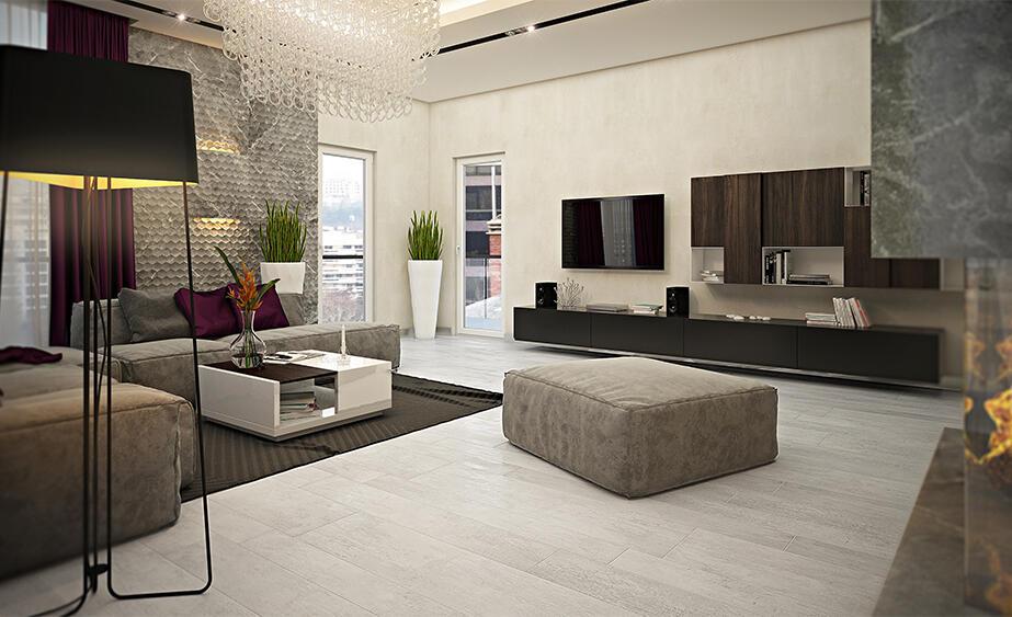 Дизайн и ремонт квартир в ЖК : фото
