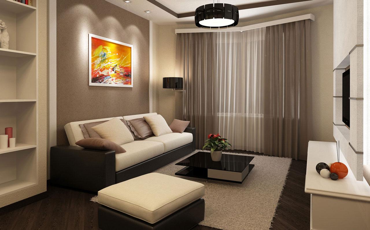 Интерьер комнаты 20 кв в квартире фото